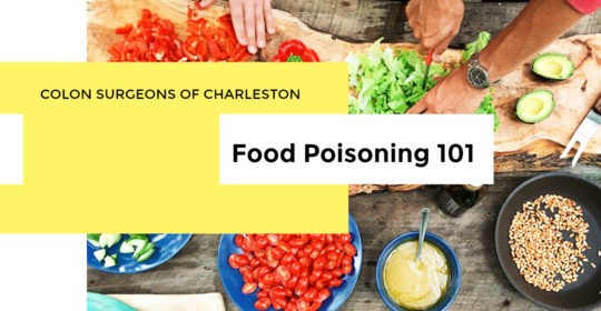 What Are Symptoms Of Food Poisoning Gastroenterologist